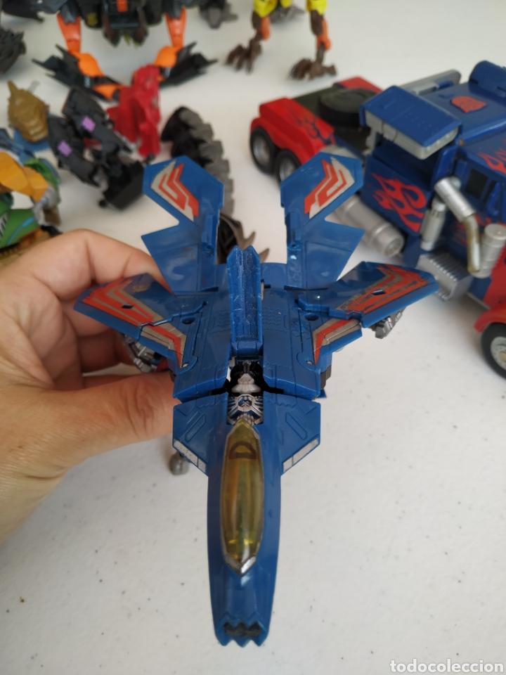 Figuras y Muñecos Transformers: Lote de Transformers - Foto 11 - 207178975