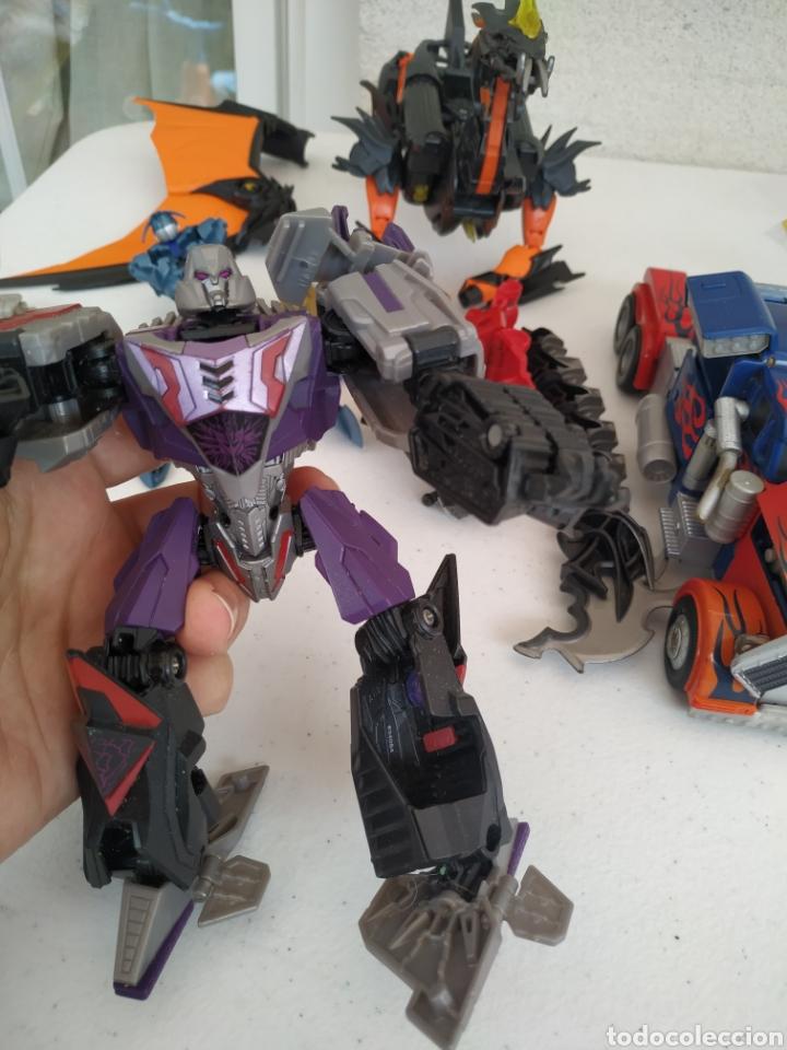 Figuras y Muñecos Transformers: Lote de Transformers - Foto 12 - 207178975