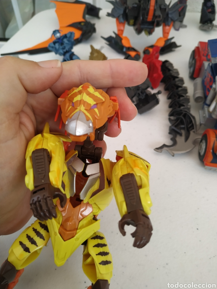 Figuras y Muñecos Transformers: Lote de Transformers - Foto 15 - 207178975