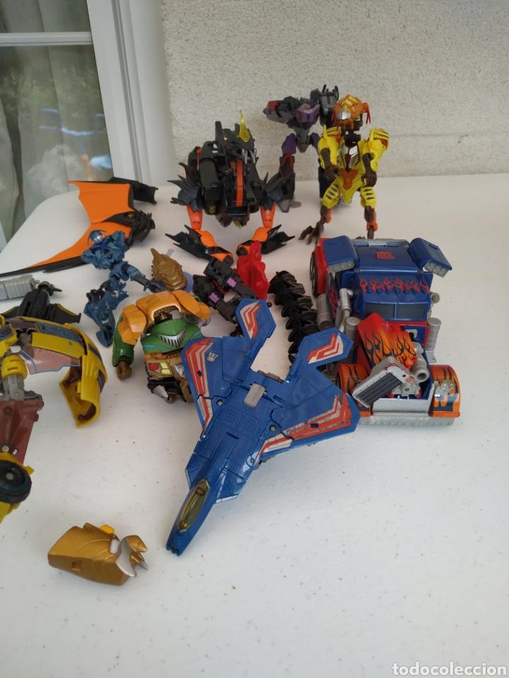 Figuras y Muñecos Transformers: Lote de Transformers - Foto 16 - 207178975