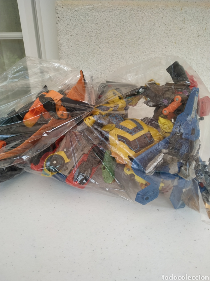 Figuras y Muñecos Transformers: Lote de Transformers - Foto 19 - 207178975