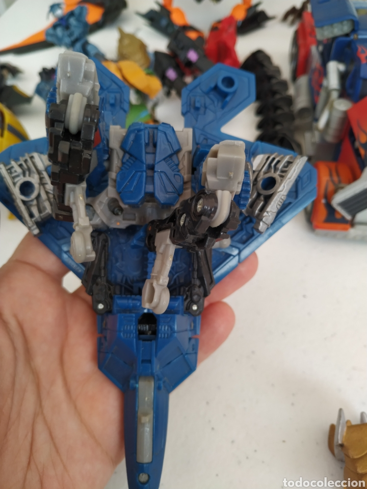 Figuras y Muñecos Transformers: Lote de Transformers - Foto 25 - 207178975