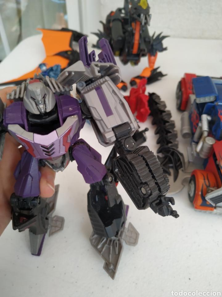 Figuras y Muñecos Transformers: Lote de Transformers - Foto 32 - 207178975