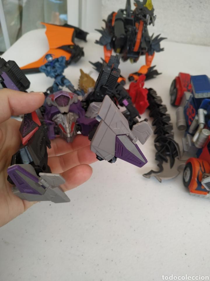 Figuras y Muñecos Transformers: Lote de Transformers - Foto 33 - 207178975