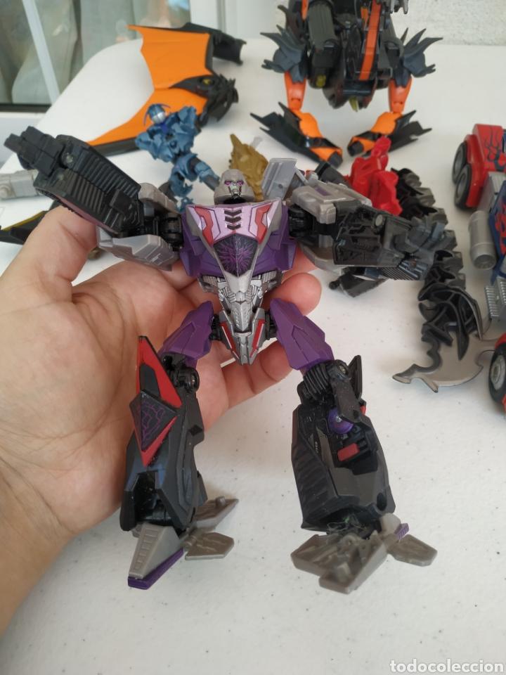 Figuras y Muñecos Transformers: Lote de Transformers - Foto 34 - 207178975