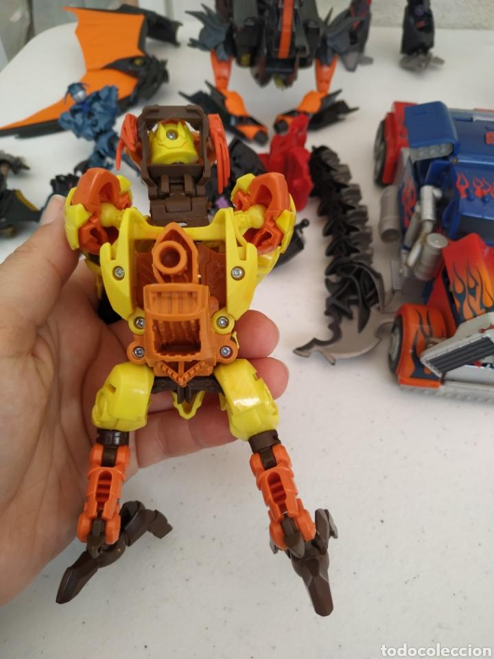 Figuras y Muñecos Transformers: Lote de Transformers - Foto 35 - 207178975
