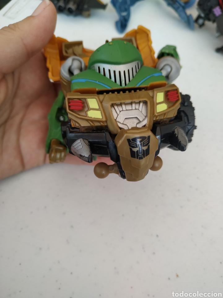 Figuras y Muñecos Transformers: Lote de Transformers - Foto 38 - 207178975