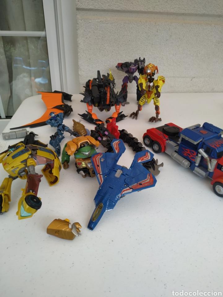 Figuras y Muñecos Transformers: Lote de Transformers - Foto 39 - 207178975