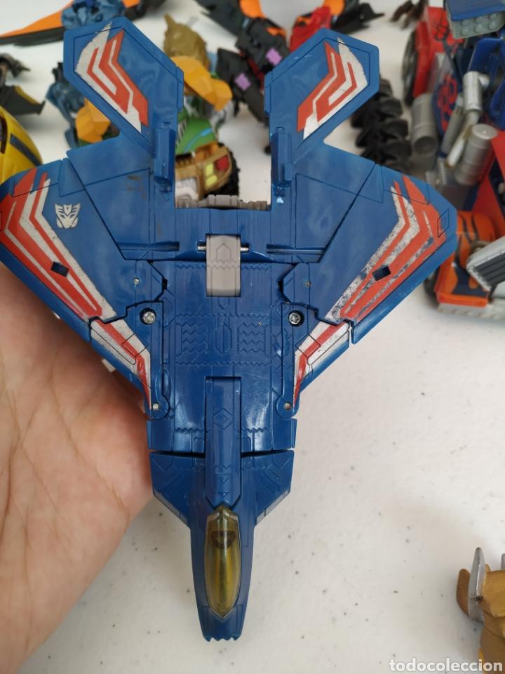 Figuras y Muñecos Transformers: Lote de Transformers - Foto 43 - 207178975