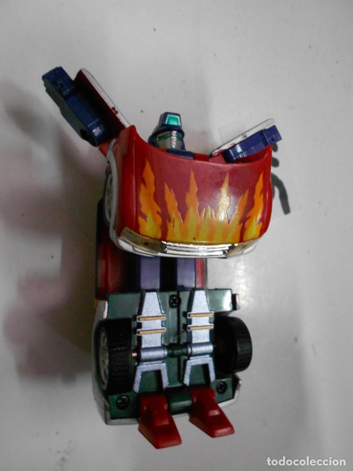 Figuras y Muñecos Transformers: VEHICULO TRANSFORMERS - Foto 4 - 208165778