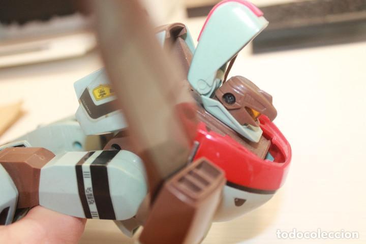 Figuras y Muñecos Transformers: ANTIGUO ROBOT TRANSFORMER, JAPÓN - Foto 11 - 209953250