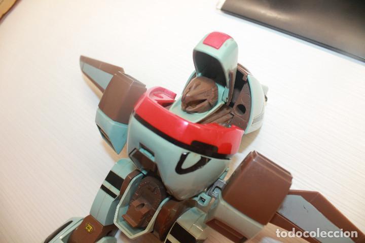 Figuras y Muñecos Transformers: ANTIGUO ROBOT TRANSFORMER, JAPÓN - Foto 12 - 209953250