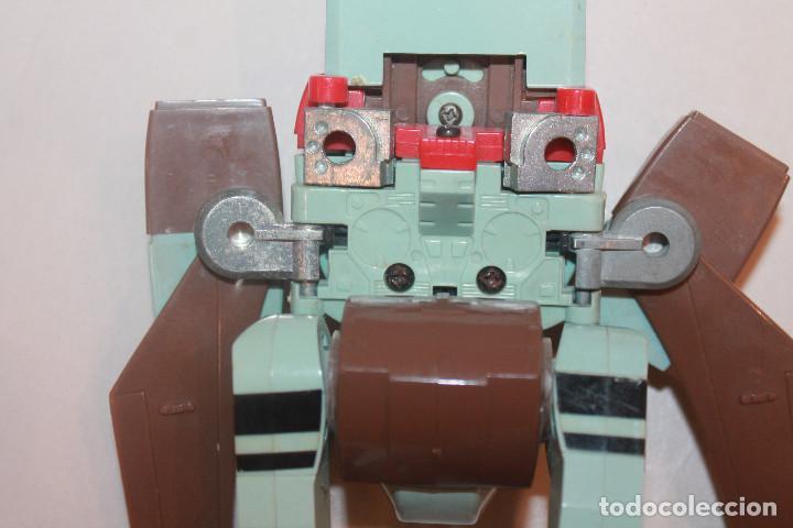 Figuras y Muñecos Transformers: ANTIGUO ROBOT TRANSFORMER, JAPÓN - Foto 22 - 209953250