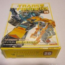 Figuras y Muñecos Transformers: TRANSFORMERS - KUP & WHEELIE - REEDICIÓN TAKARA 2005. Lote 209990908