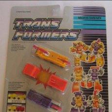 Figuras y Muñecos Transformers: TRANSFORMERS, DECEPTICON CONSTRUCTOR SQUAD, DE HASBRO, EN BLISTER. CC. Lote 210539055
