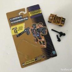 Figuras y Muñecos Transformers: TRANSFORMERS SWINDLE. GOLDEN. AÑO 1990.. Lote 210748579