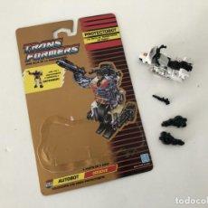 Figuras y Muñecos Transformers: TRANSFORMERS GROOVE. GOLDEN. AÑO 1990.. Lote 210748700