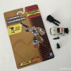Figuras y Muñecos Transformers: TRANSFORMERS STREETWISE. GOLDEN. AÑO 1990.. Lote 210748727