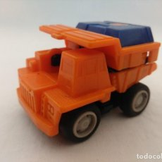 Figuras y Muñecos Transformers: CAMION TRANSFORMERS/HASBRO-TAKARA 1986/FRICCION.. Lote 210768037