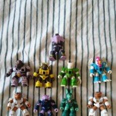 Figuras y Muñecos Transformers: LOTE 8 BESTIAS DE COMBATE BATTLE BEASTS HASBRO TAKARA, 4 CON HOLOGRAMA. TAMBIÉN VENTA POR SEPARADO. Lote 210799431