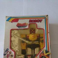 Figuras y Muñecos Transformers: BIOMAN 3 LIVEMAN ROBOT BAN DAI. Lote 210842802