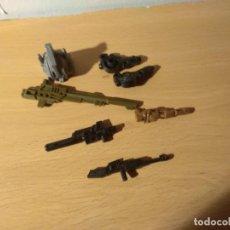 Figuras y Muñecos Transformers: LOTE ARMAS Y CASCO TRANSFORMERS. Lote 211692103