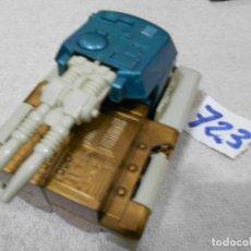 Figuras y Muñecos Transformers: ANTIGUO TRANSFORMERS TANQUE O CAÑON MILITAR. Lote 211831551