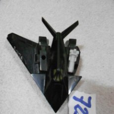 Figuras y Muñecos Transformers: ANTIGUO TRANSFORMERS AVION MILITAR. Lote 211831642