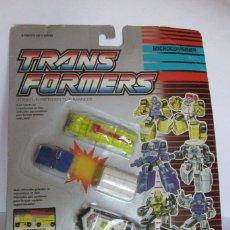 Figuras y Muñecos Transformers: TRANSFORMERS AUTOBOT METRO SQUAD EN BLISTER. CC. Lote 212467907