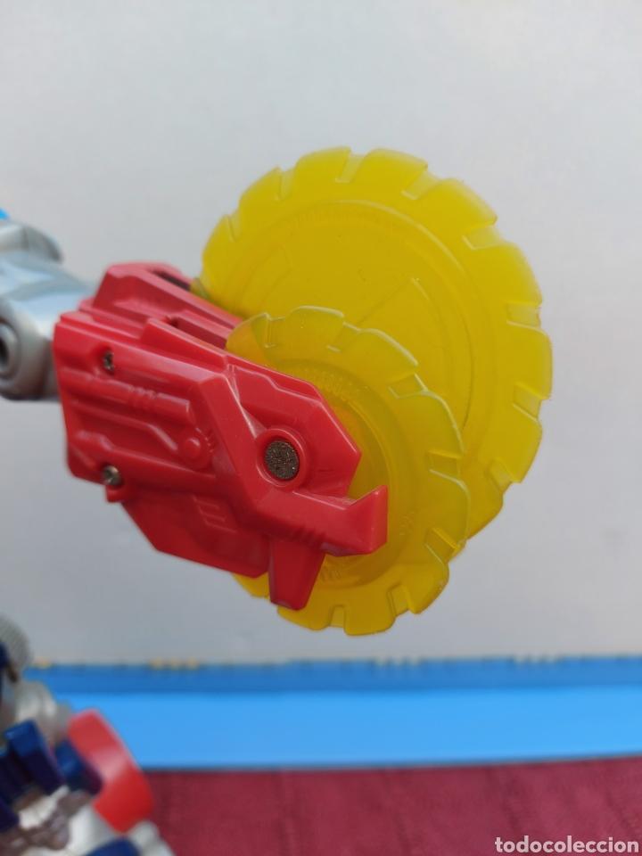 Figuras y Muñecos Transformers: TRANSFORMERS OPTIMUS PRIME ELECTRÓNICO- AUTO ROBOTS-JUGUETE-FIGURA DE ACCIÓN - Foto 23 - 213526440