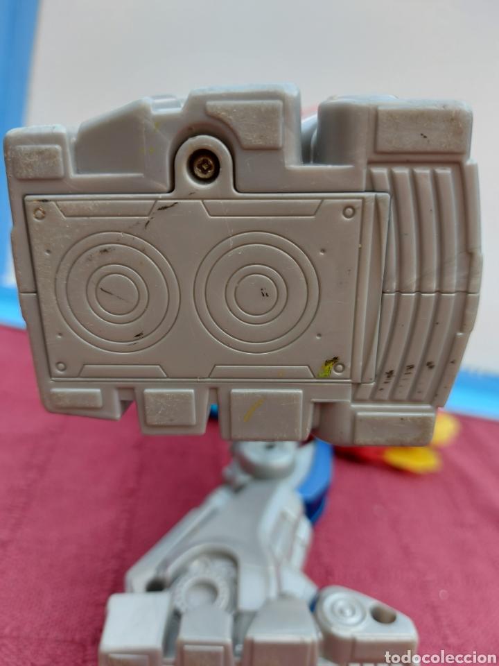 Figuras y Muñecos Transformers: TRANSFORMERS OPTIMUS PRIME ELECTRÓNICO- AUTO ROBOTS-JUGUETE-FIGURA DE ACCIÓN - Foto 27 - 213526440