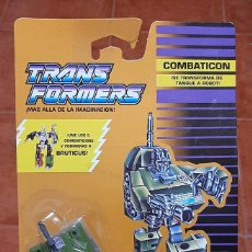 Figurines et Jouets Transformers: TRANSFORMER TANQUE BLISTER HASBRO AÑOS 90. Lote 213805943