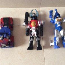 Figuras y Muñecos Transformers: LOTE DE MUÑECOS TRANSFORMERS. Lote 215528732