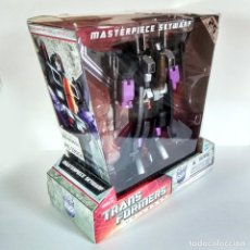 Figurines et Jouets Transformers: TRANSFORMERS MASTERPIECE SKYWARP (25TH ANNIVERSARY) 100% COMPLETO, HASBRO. Lote 215675452