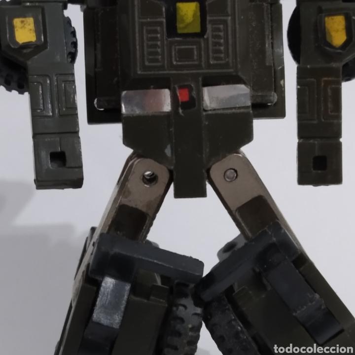 Figuras y Muñecos Transformers: Jeep MR-28 Geeper Creeper Renegade Gobots de Bandai, año 1983 - Foto 5 - 216715103