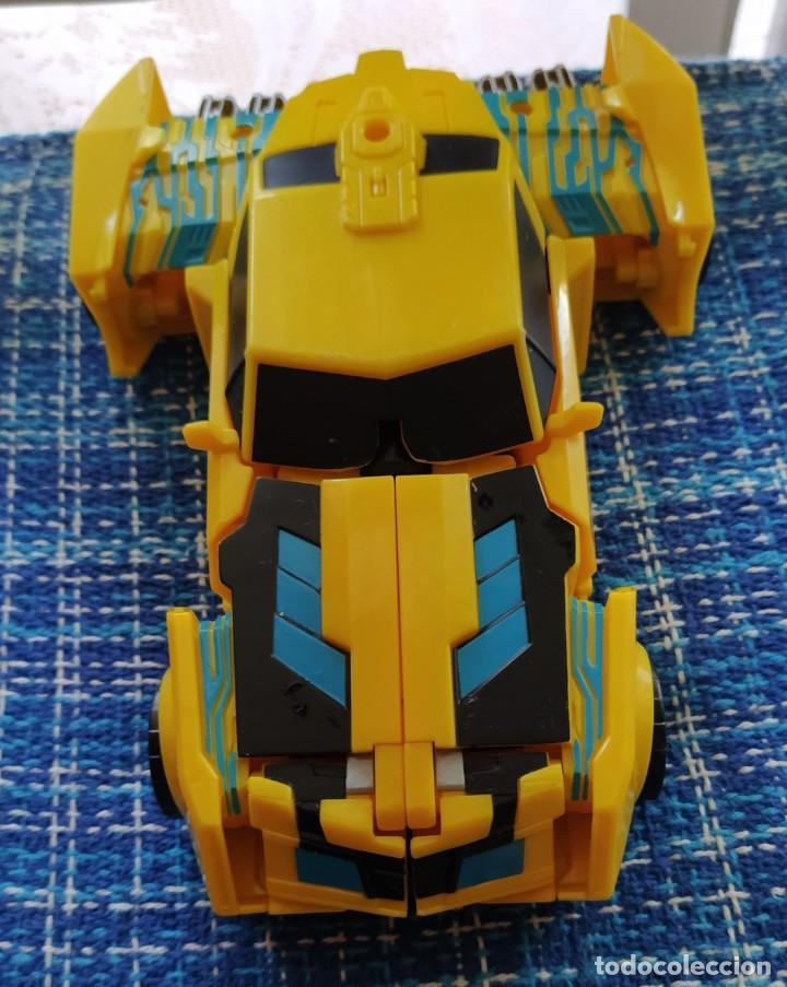 TRANSFORMERS BUMBLEBEE RID (Juguetes - Figuras de Acción - Transformers)