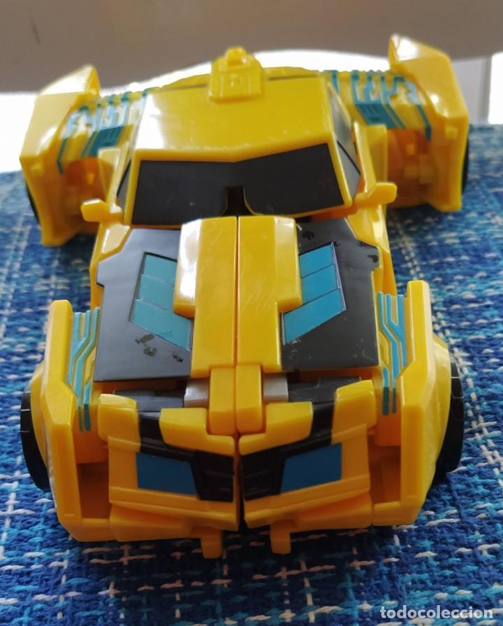 Figuras y Muñecos Transformers: Transformers bumblebee rid - Foto 2 - 216992152