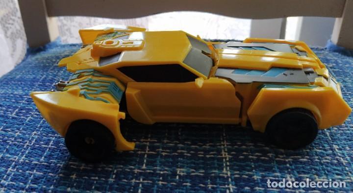 Figuras y Muñecos Transformers: Transformers bumblebee rid - Foto 3 - 216992152