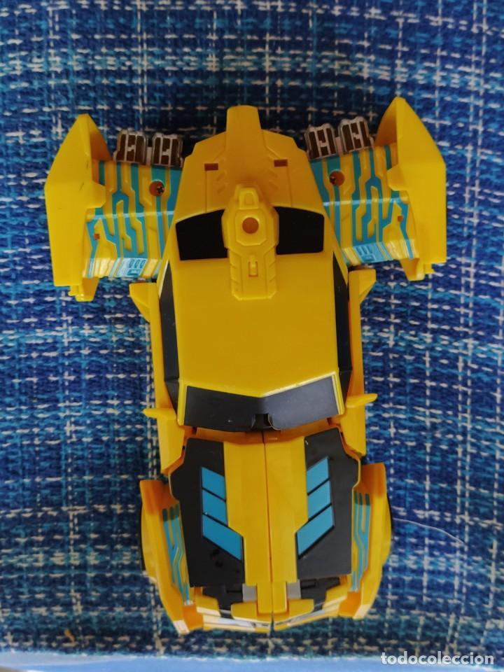 Figuras y Muñecos Transformers: Transformers bumblebee rid - Foto 5 - 216992152