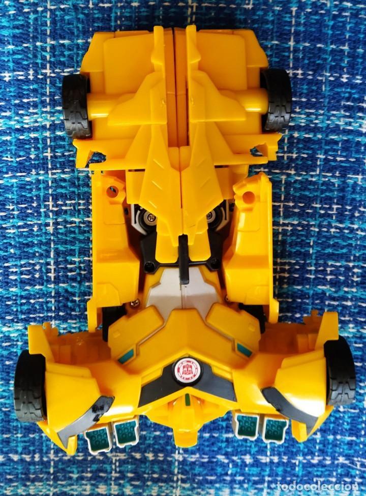 Figuras y Muñecos Transformers: Transformers bumblebee rid - Foto 6 - 216992152
