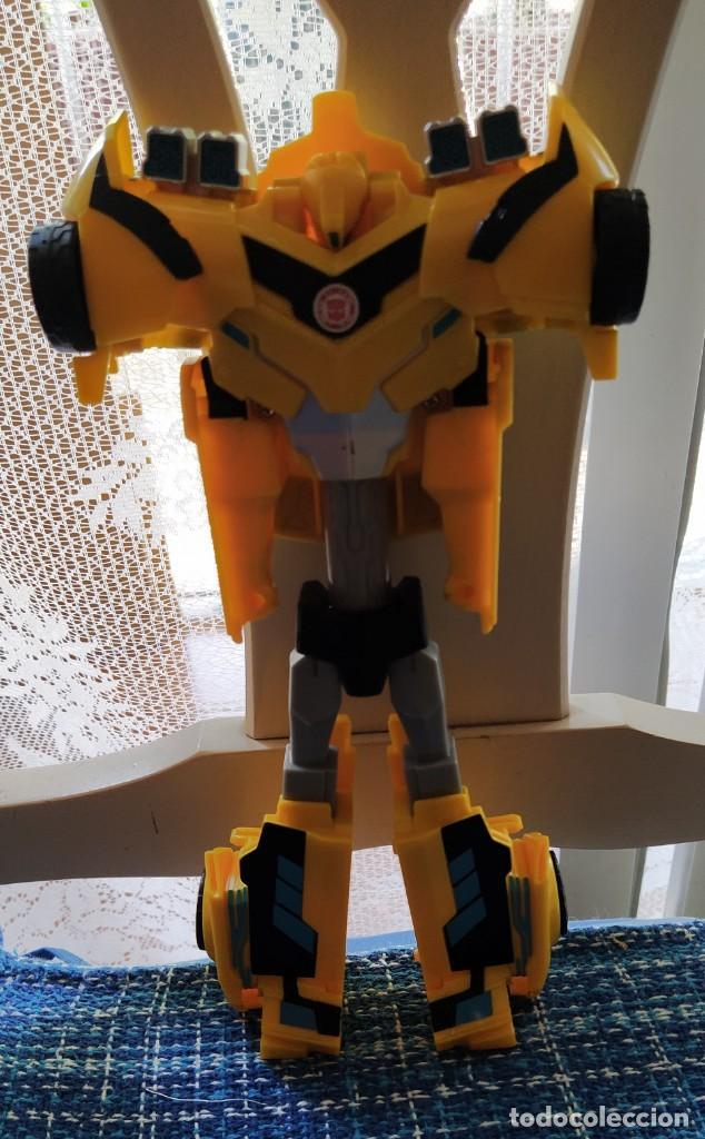 Figuras y Muñecos Transformers: Transformers bumblebee rid - Foto 7 - 216992152