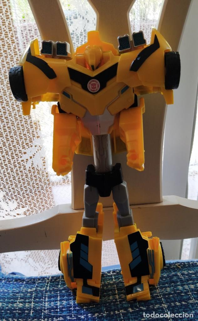 Figuras y Muñecos Transformers: Transformers bumblebee rid - Foto 8 - 216992152