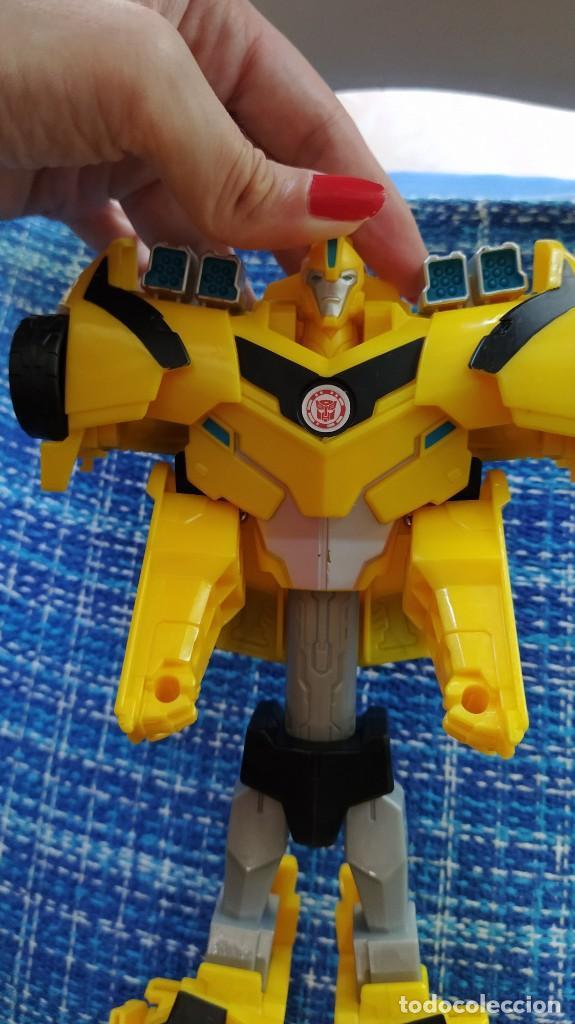 Figuras y Muñecos Transformers: Transformers bumblebee rid - Foto 9 - 216992152