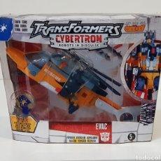 Figure e Bambolotti Transformers: TRANSFORMERS CYBERTRON EVAC GALAXY FORCE LIVE CONVOY. HASBRO / AÑO 2001 APROX.. Lote 217396165