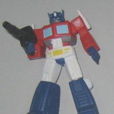 Figuras y Muñecos Transformers: TRANSFORMERS SET MINI FIGURAS OPTIMUS CON PISTOLA Y MEGATRON. Lote 243342755