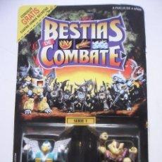 Figuras y Muñecos Transformers: BESTIAS DE COMBATE BATTLE BEASTS COLONEL BIRD & FEROCIUS TIGER TAKARA HASBRO 1986. Lote 218666730
