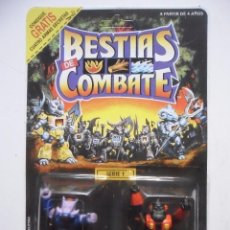 Figuras y Muñecos Transformers: BESTIAS DE COMBATE BATTLE BEASTS SWINY BOAR & GARGANTUAN GORILLA TAKARA HASBRO 1986. Lote 218672036