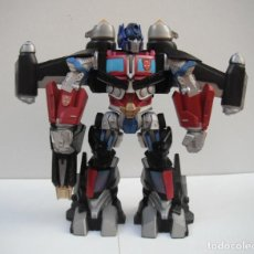 Figuras y Muñecos Transformers: TRANSFORMERS. OPTIMUS PRIME. MEGA POWER BOTS. HASBRO 2008 - 32 CMS. Lote 218953346