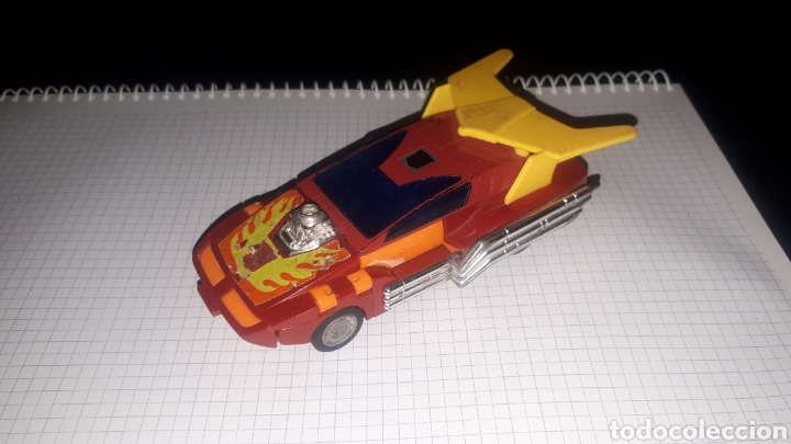 ANTIGUO TRANSFORMERS HASBRO TAKARA 1986 (Juguetes - Figuras de Acción - Transformers)