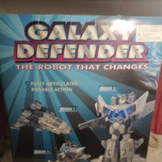 Figuras y Muñecos Transformers: GALAXY DEFENDER THE ROBOT THAT CHANGES. Lote 220121166